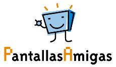 PantallasAmigas (logotipo)