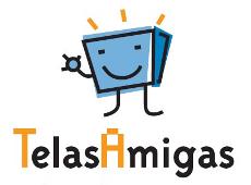 TelasAmigas (logotipo)